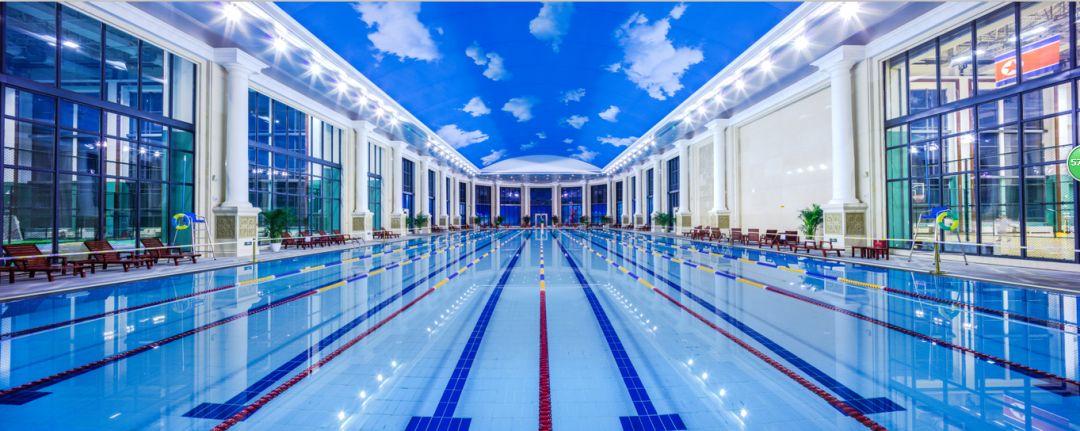 国标室内恒温泳池工程