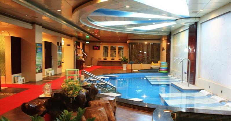 河南泳佳设备安装----酒店温泉水疗设计施工