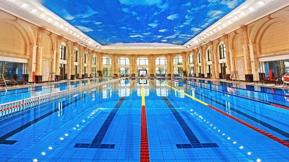 室内恒温泳池工程案例分享