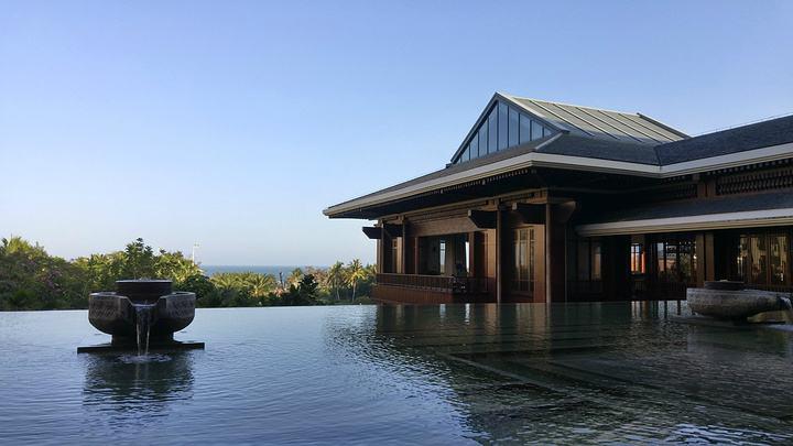 酒店景观水