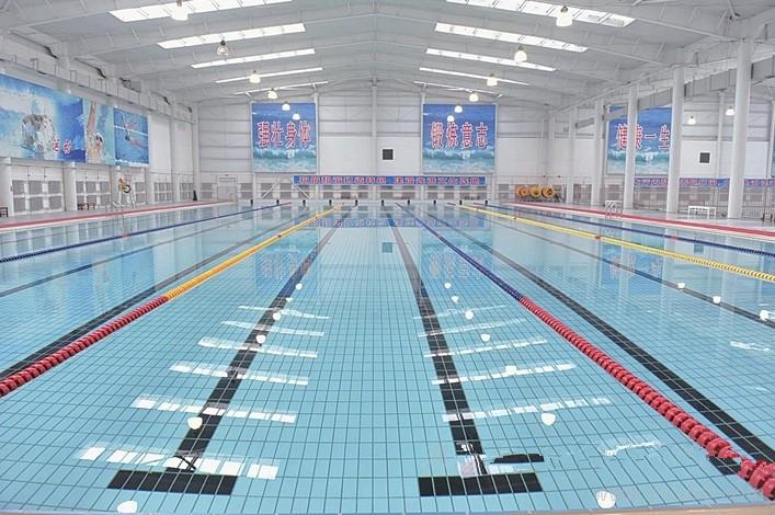 游泳池控制系统配置