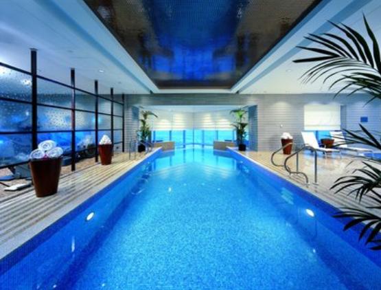 重庆体育中心泳池工程
