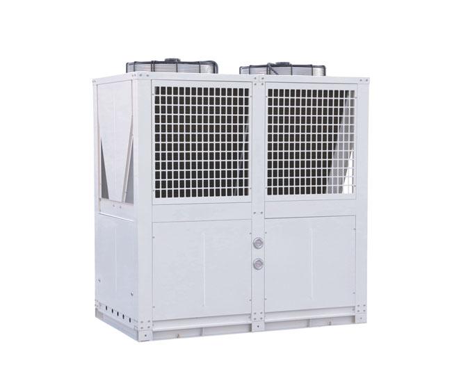 温泉泳池热泵-AQUA爱克泳池恒温用加热热泵