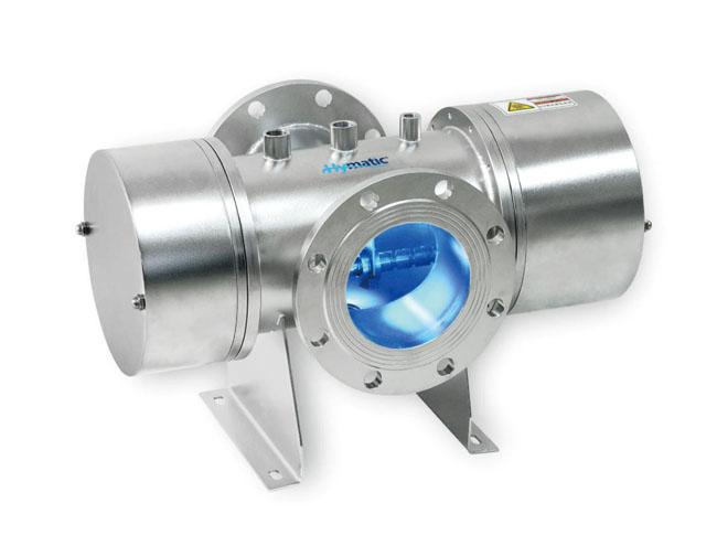 中压紫外线杀菌器-西美克hymatic中压光触媒杀菌器