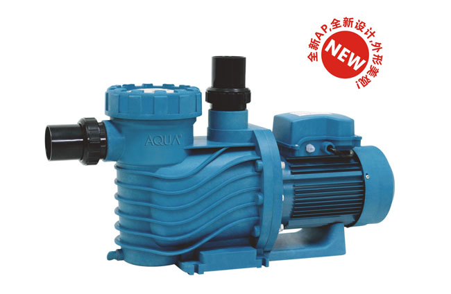 水泵-AQUA爱克水泵 专业温泉泳池水泵 新AP系列