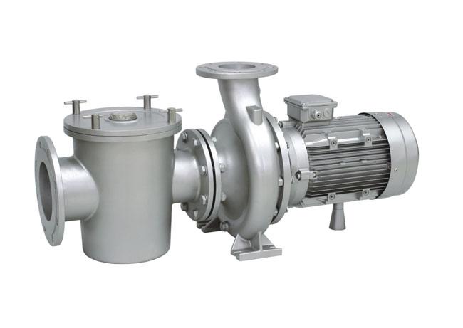 水泵-Englator因莱特 专业不锈钢泳池泵 EBA系列