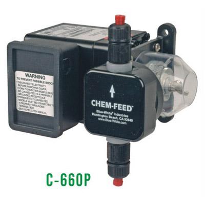 """自动投药设备-美国BLUE WHITE""""兰白""""C-660P自动投药设备"""