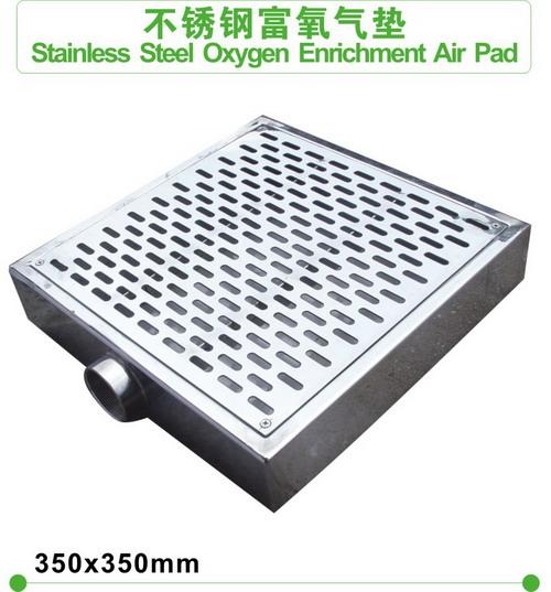 水疗SPA配套设备-不锈钢富氧气垫