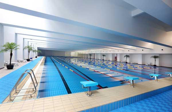 湖南岳阳泳池