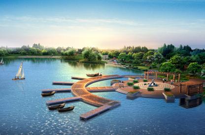 园林水景观工程