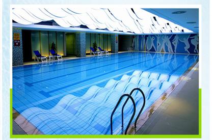 室外泳池施工案例分享