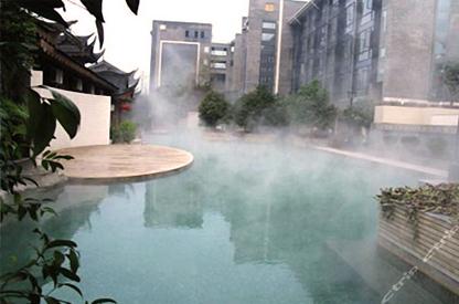 四川健身恒温泳池工程